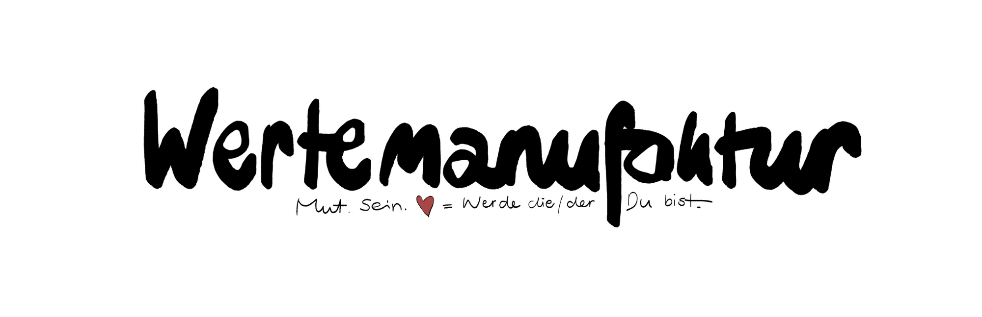Header Wertemanufaktur by Sandra Elsig